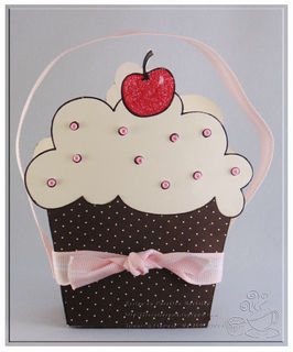 SimpleCupcakeBox